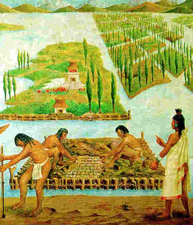 ancient aquaponics