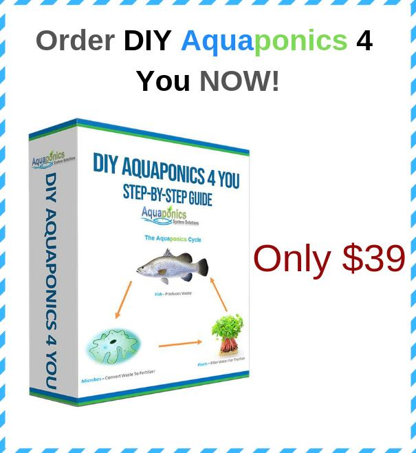 organic food with aquaponics, step by step guide